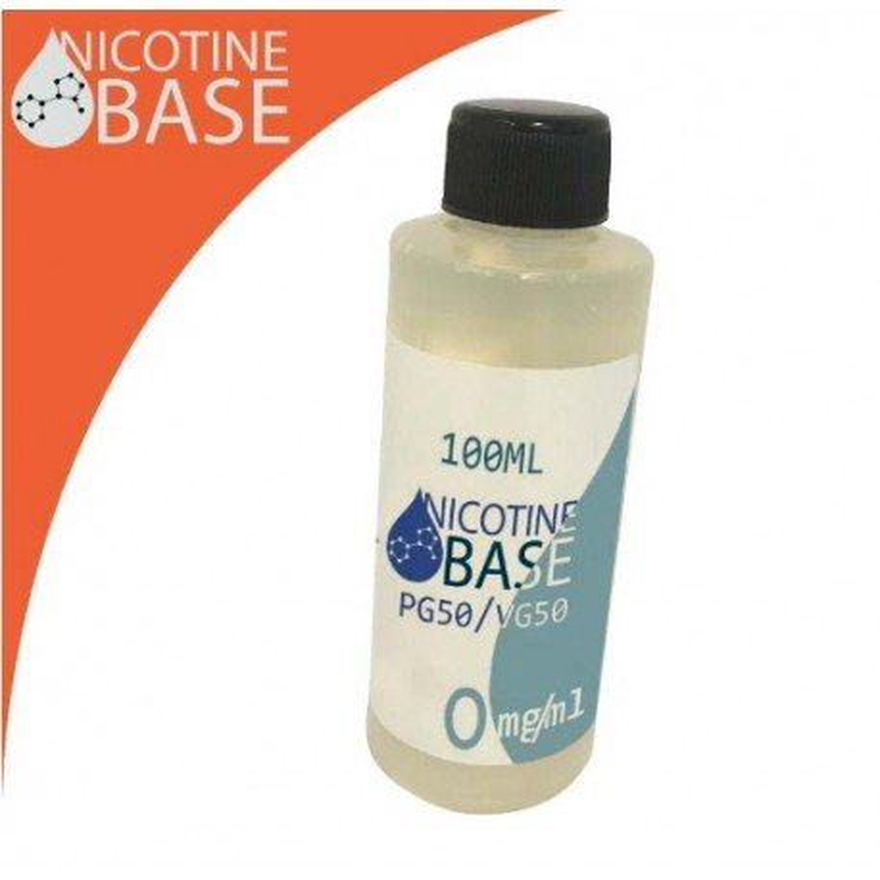 100 ml VPG 50/50 uden nikotin
