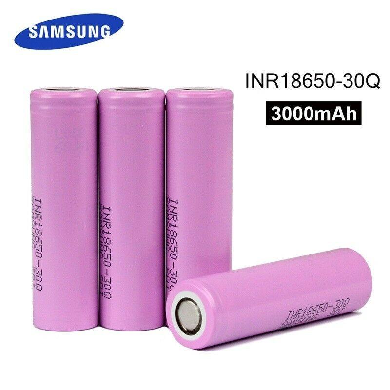 18650 samsung INR 30Q
