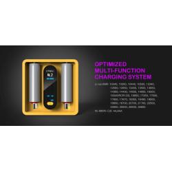 Efest iMate R2 Intelligent QC oplader