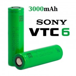 18650 SONY VTC6 3000 mAh