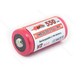 16340 IMR efest batteri